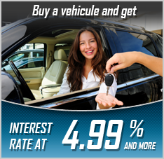 Interest rate promotion